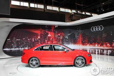 Harga Mobil Audi S3 Terbaru dan Spesifikasinya
