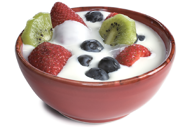 YOGURT & FRUTILLAS