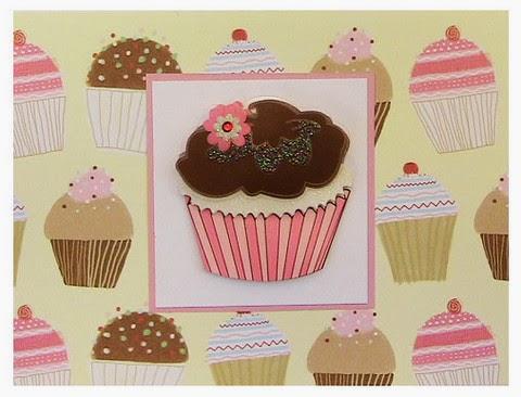 Jennifer Designs Ltd How To Make A Super Cool Cupcake Birthday Card
