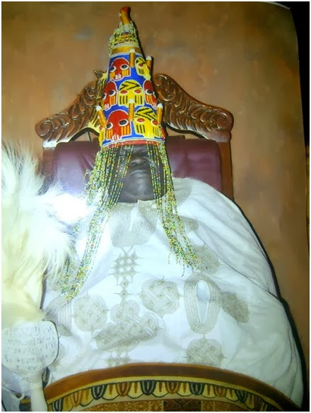 deji of akure dead body