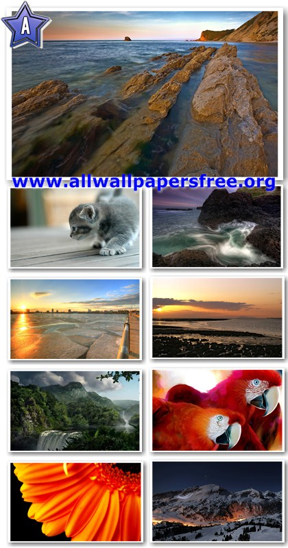 40 Amazing Nature Wallpapers 1920 X 1200 [Set 3]