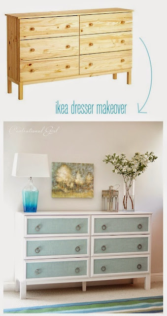 diy une commode shabby chic initiales gg. Black Bedroom Furniture Sets. Home Design Ideas