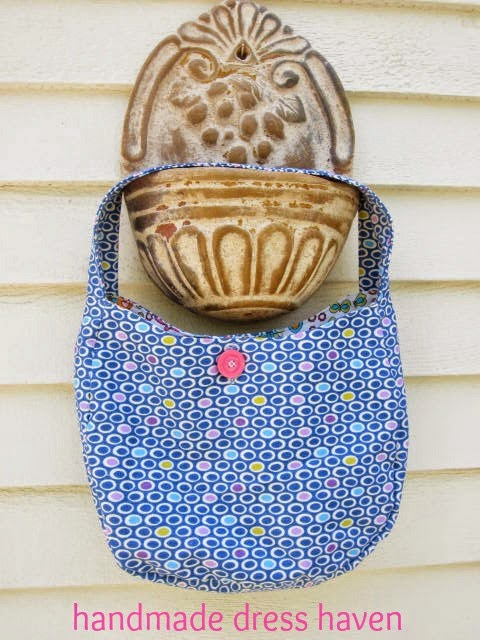 sling purse sewing pattern