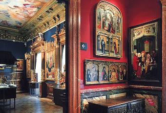 Enlace Web Fundación Museo Lázaro Galdiano