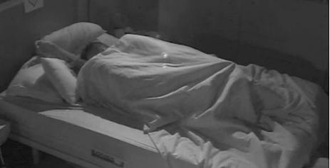 Daniel implorou para pinar com a Liliana (video)