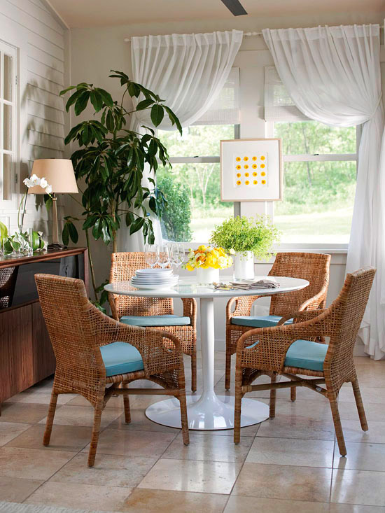 Summer Table Decorating Ideas