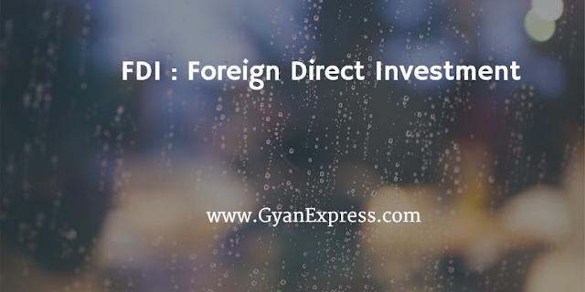 Latest FDI Limits in India