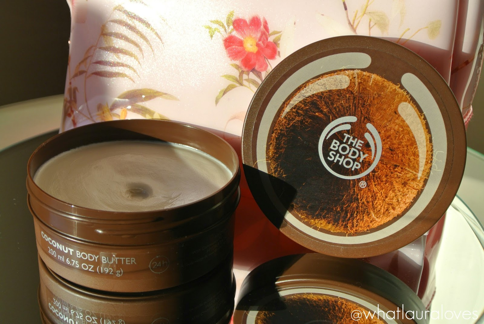 The Body Shop Coconut Range Gift Set Body Butter