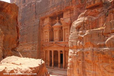 Tesero de Petra - Viaje a Jordania
