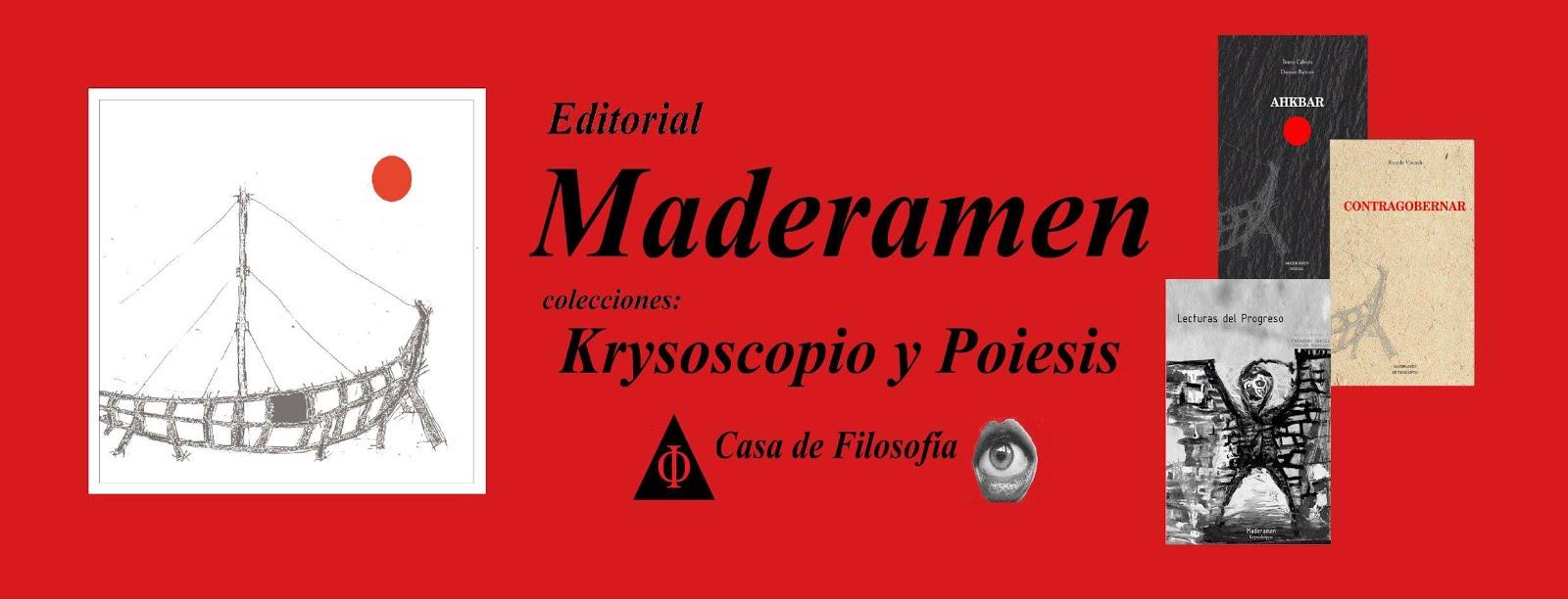 Editorial Maderamen