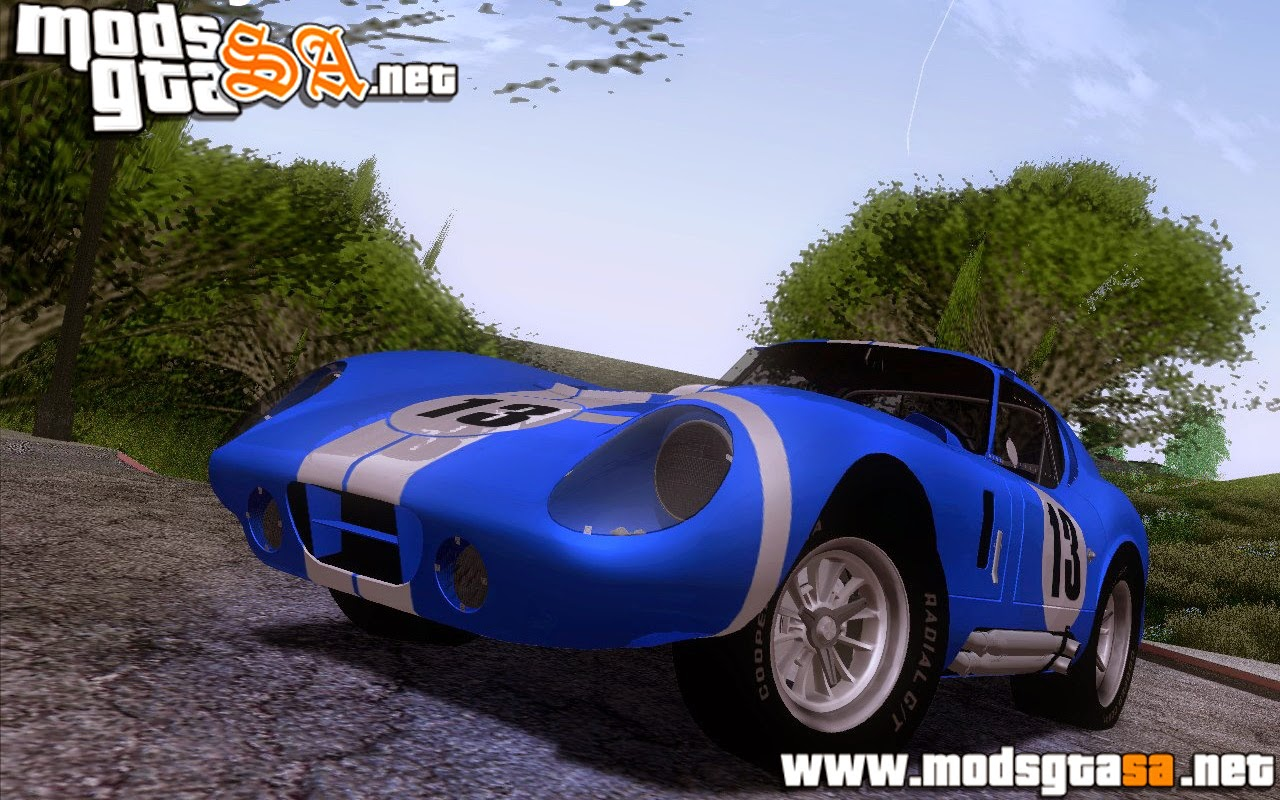 SA - Shelby Cobra Daytona Coupe 1965