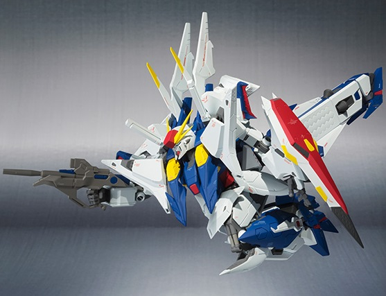 Robot Soul (Side MS) Xi Gundam Missle Pod Equipment Marking Plus Version