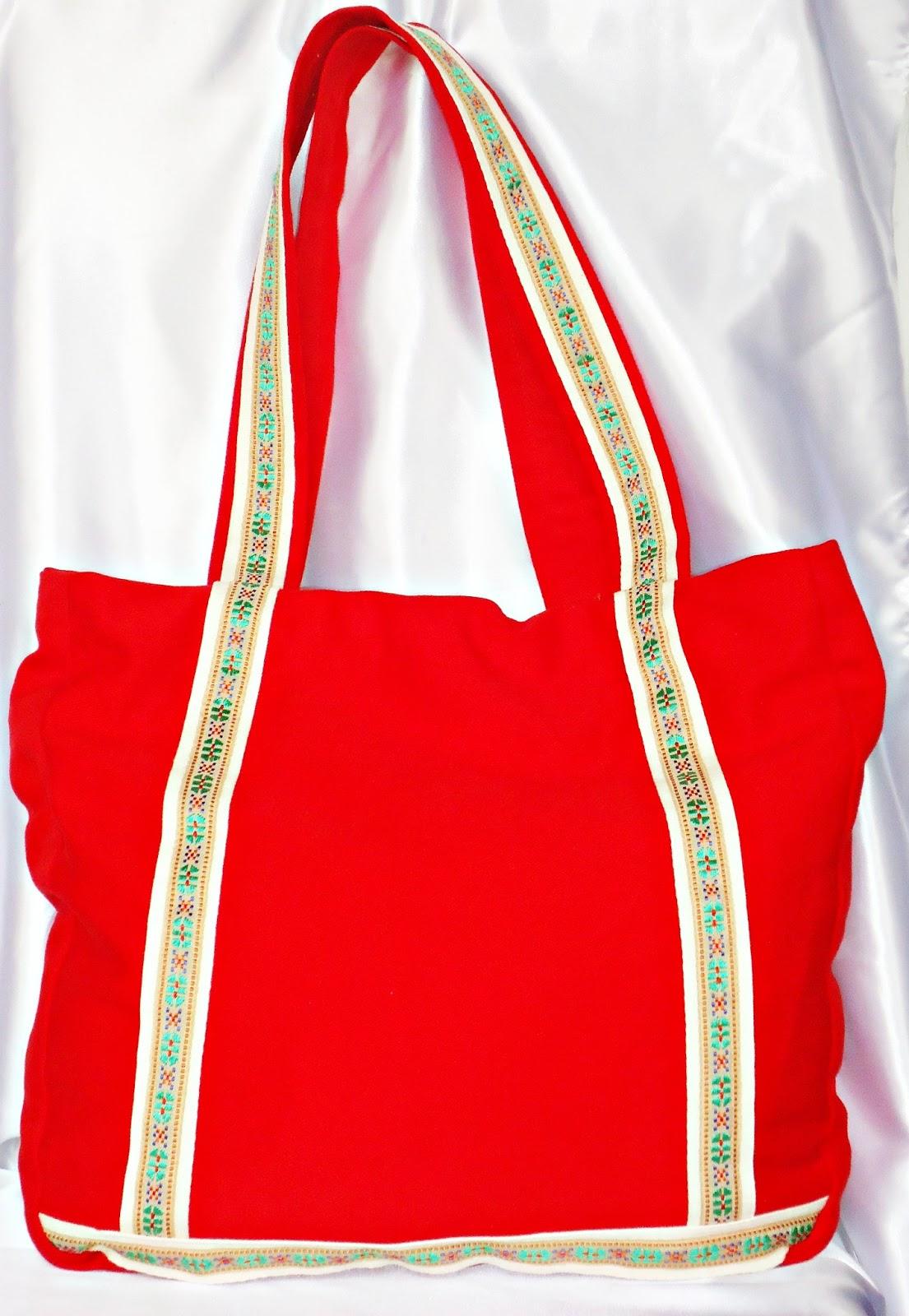 Bolsa De Tecido Com Ziper E Forro : A modista bolsas artesanais bolsa de tecido sarja