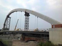 Meier: Un ponte verso il futuro della città
