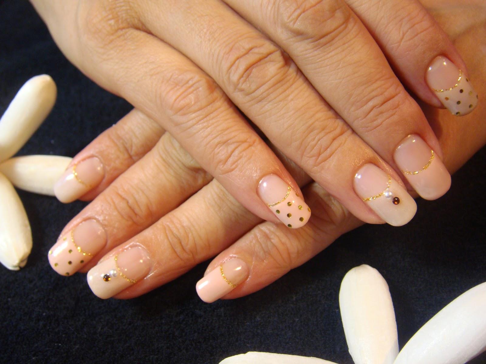 Nail school salon nail cafe h for 20 20 nail salon
