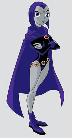 Teen titans raven costume jedi luke skywalker costume swistle looking at raven id say her most important feature costume wise is that cloak i looked into buying just a cloak but that was in the might as well solutioingenieria Choice Image
