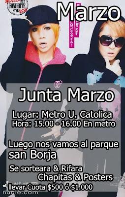 Junta LM.C 27/03/2011 Junta