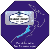 Summer Learning Journal Badge