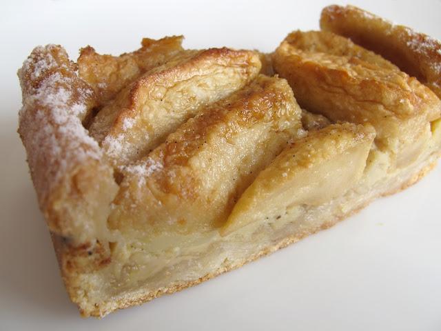 Boulangerie Dominique Saibron - Tarte aux pommes