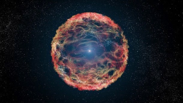 Resolvido mistério de supernova com 20 anos (com video)