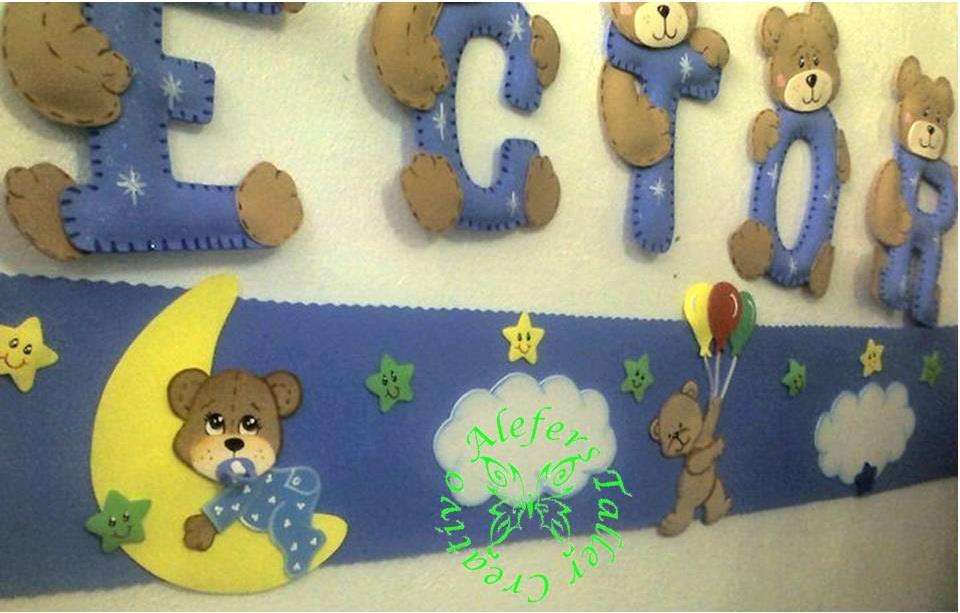 decoracion para baby shower de ositos