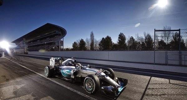 Mercedes Rosberg