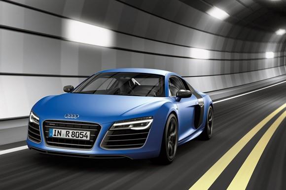 Nuevas actualizaciones para el Audi R8
