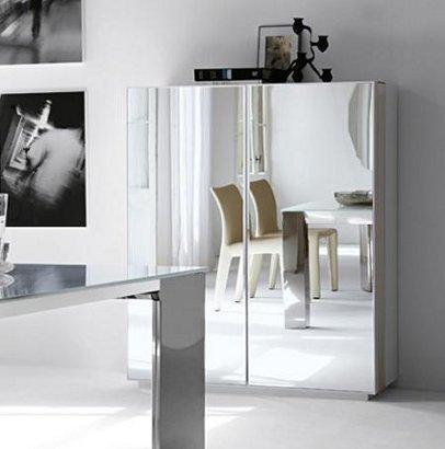 Marzua muebles con espejo tendencia en decoraci n for Muebles de espejo