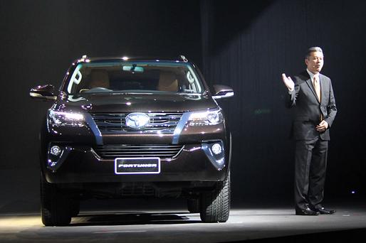 Peluncuran Toyota Fortuner Terbaru 2015 - 005
