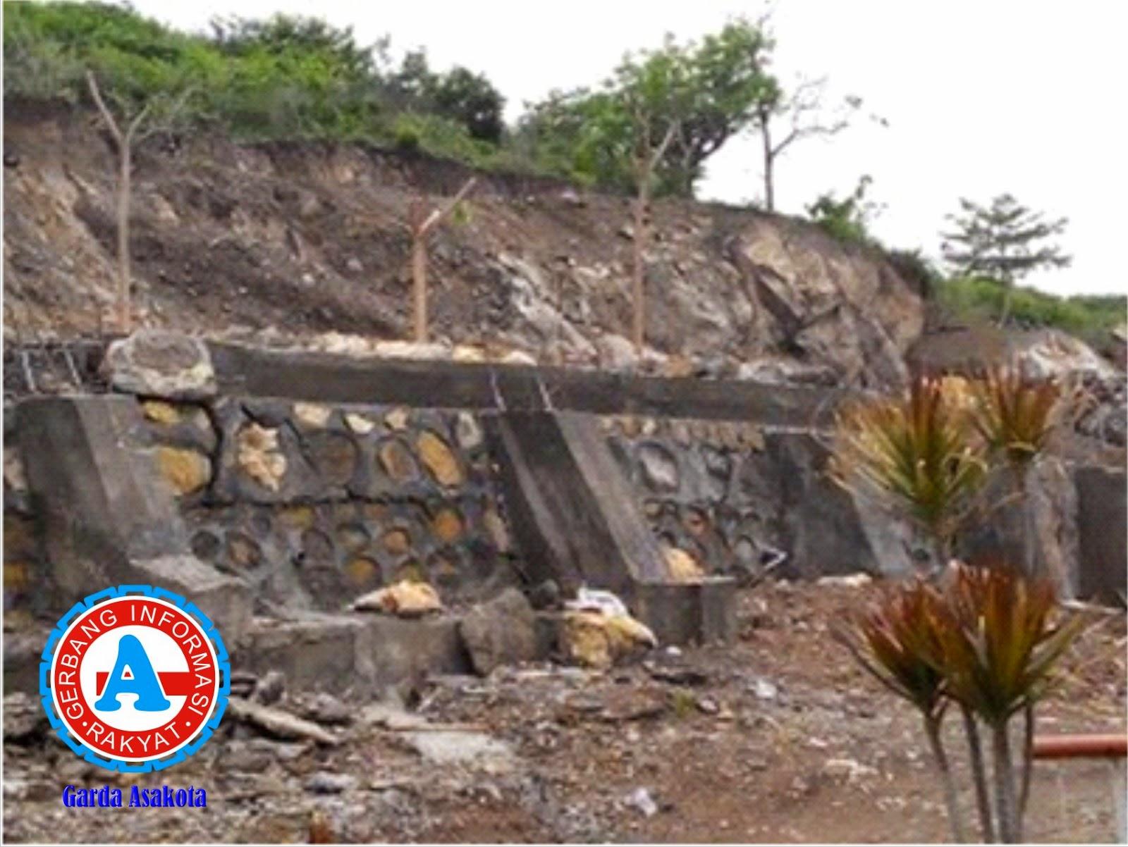 Bencana Longsor di Pemandian  Bima Tirta, Pemerintah Tutup Mata