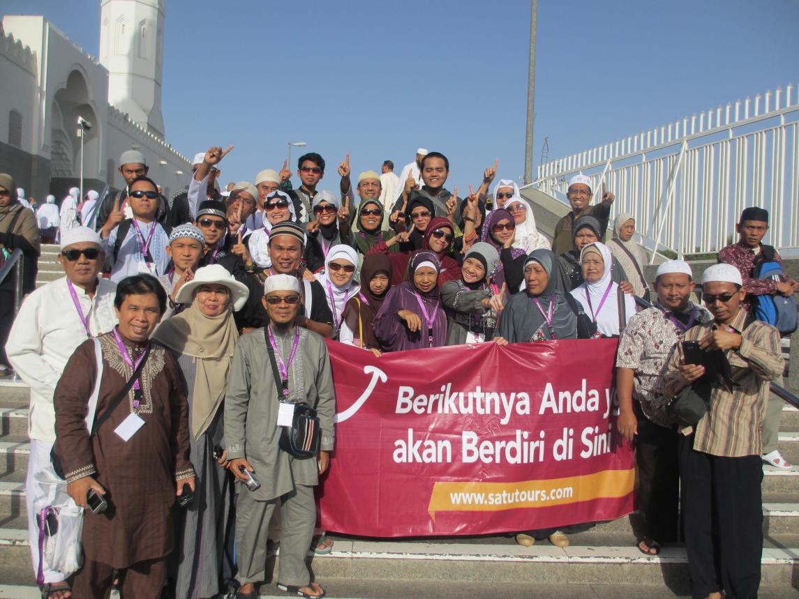 Paket Umroh Ramadhan untuk Keluarga di Travel Umroh Bandung