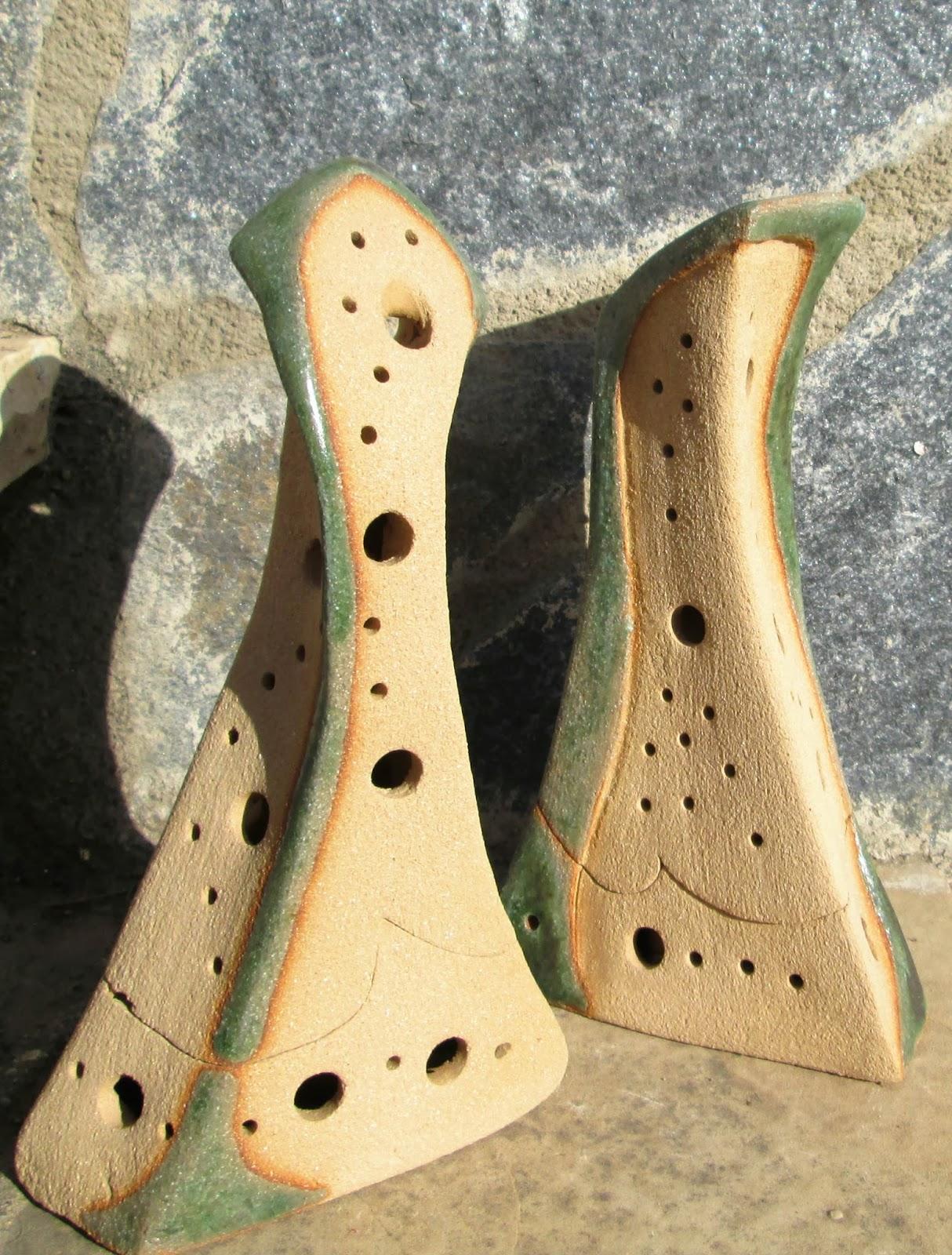 quemadores de incienso artesanos, cerámica artesana, piezas únicas, piezas exclusivas, detalles bodas