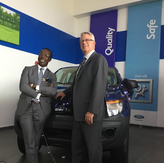 Ford Begins Assembling Ranger Trucks In Nigeria