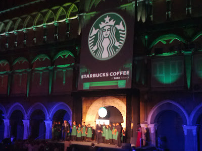 Tata Starbucks Mumbai launch