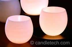 Centrepiece | DIY Water Balloon Luminaries.