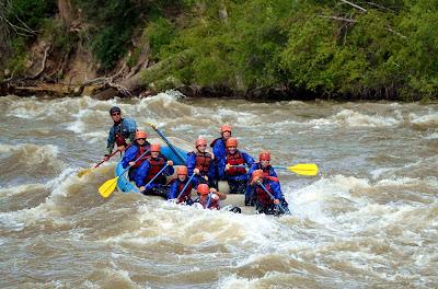 Eagle Colorado River Rafting