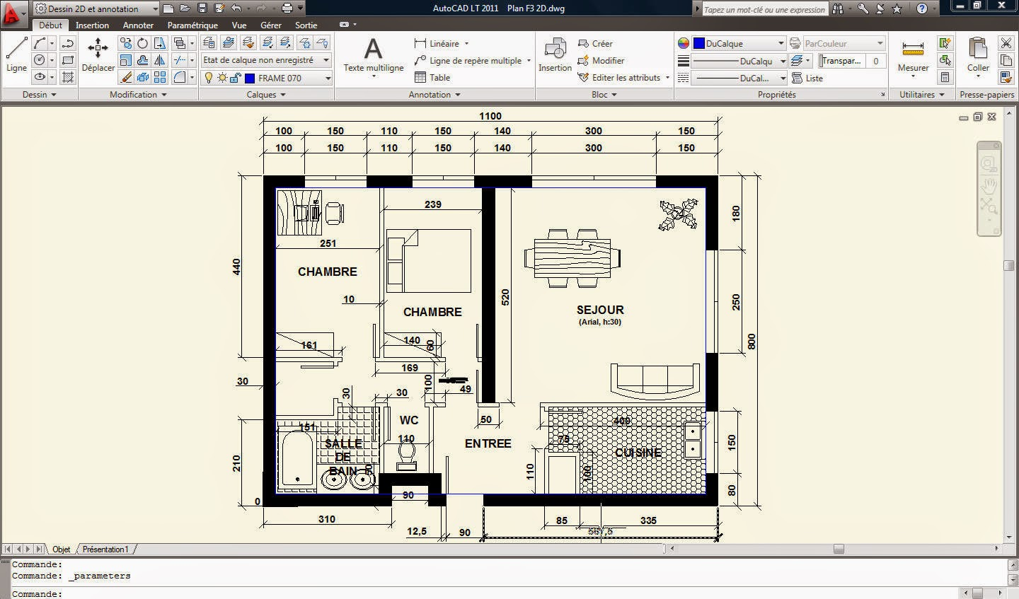 Cad 2d drawings free download joy studio design gallery for 2d architectural drawing software free