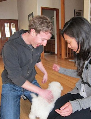 14 Mark Zuckerberg Private Facebook Photos