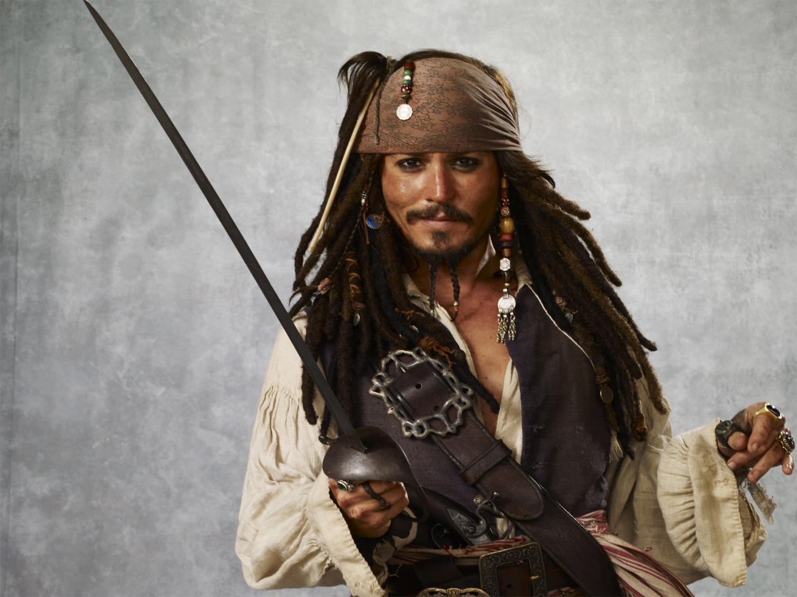 jack sparrow Directed by gore verbinski with johnny depp, geoffrey rush, orlando bloom, keira knightley blacksmith will turner teams up with eccentric pirate captain jack sparrow to save his love, the governor's daughter, from jack's former pirate allies, who are now undead.
