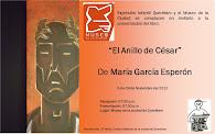 Expresión Infantil Querétaro presenta El anillo de César el 9 de noviembre