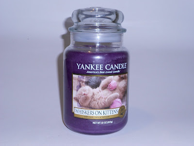 Yankee Candle Weird Smells Whiskers on Kittens Holiday Scents