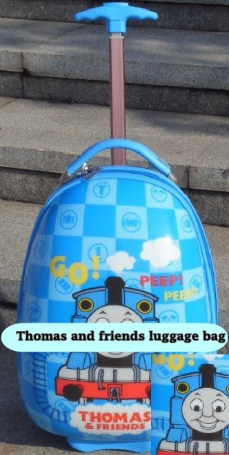 Thomas and friends Luggage Hard shell.. First In Malaysia..Ready stocks