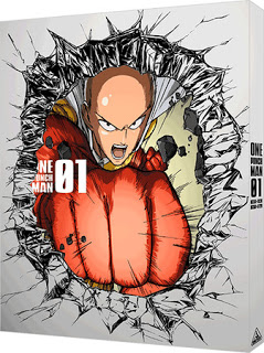 Anime One-Punch Man Akan Mempuyai 6 Episode OVA