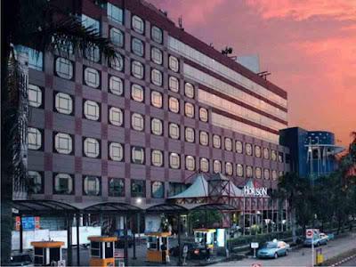 hotel horison di kota bekasi
