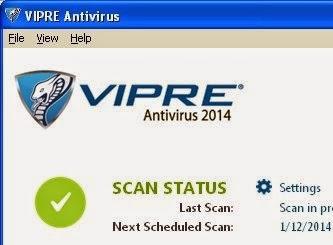 Cara Update VIPRE Offline
