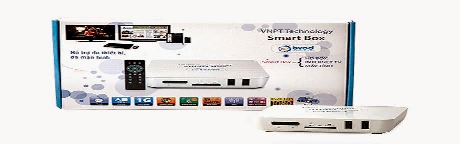 Người dùng của VNPT Smart Box giao diện thân thiện