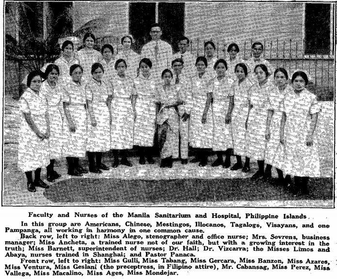 Founding a Medical Missionary Training Hospital/Dispensary