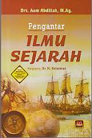 toko buku rahma: buku PENGANTAR ILMU SEJARAH, pengarang aam abdillah, penerbit pustaka setia