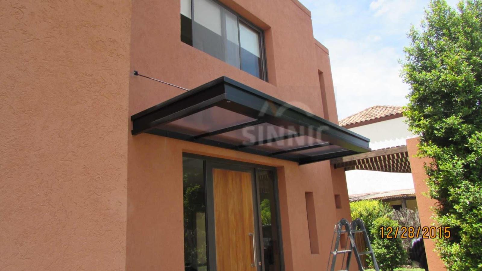 Alero para puertas o ventanas aleros para puertas o ventanas for Modelos de gibson para techos