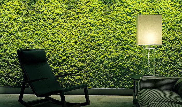 Jardines verticales decorar tu casa es - Jardines verticales interiores ...